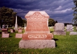Grave: Owen Johnston Hopkins