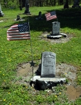 John E. Oyer Headstone